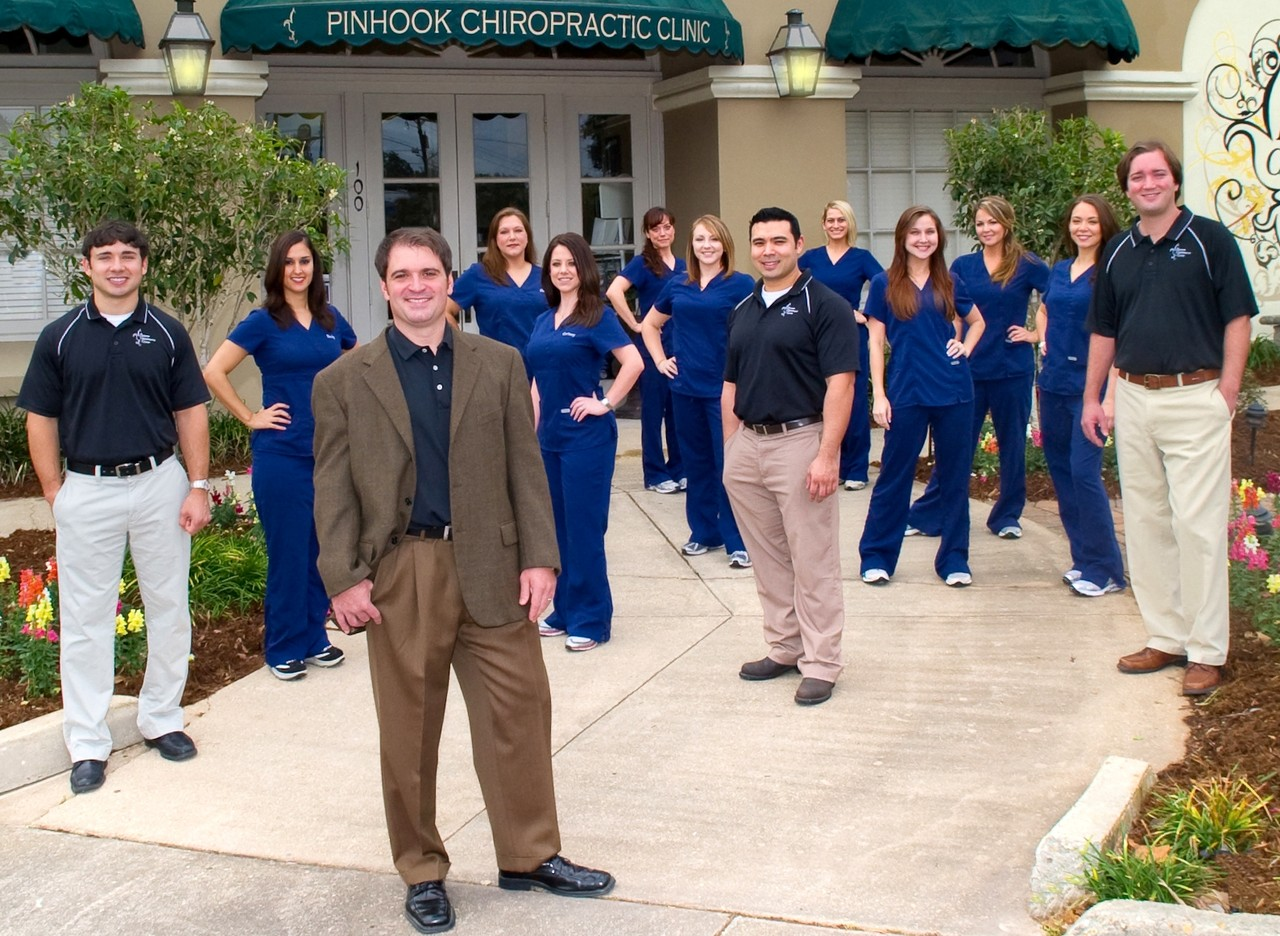 Meet the Staff of Pinhook Chiropractic